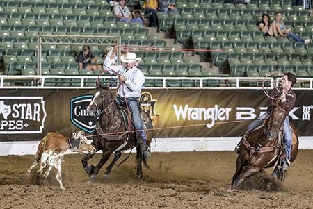 Northwest Ropers Win $60K In High Desert Showdown