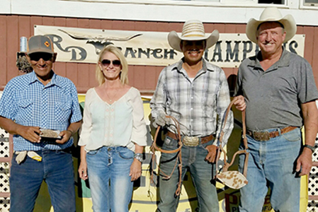 RD Ranch Arena Winners