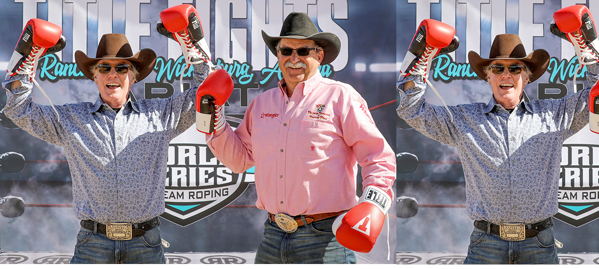 Ropers Battle For Big Payouts