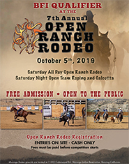 Morongo Rodeo aug19