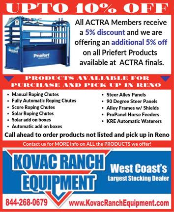 Kovac Ranch Equipment