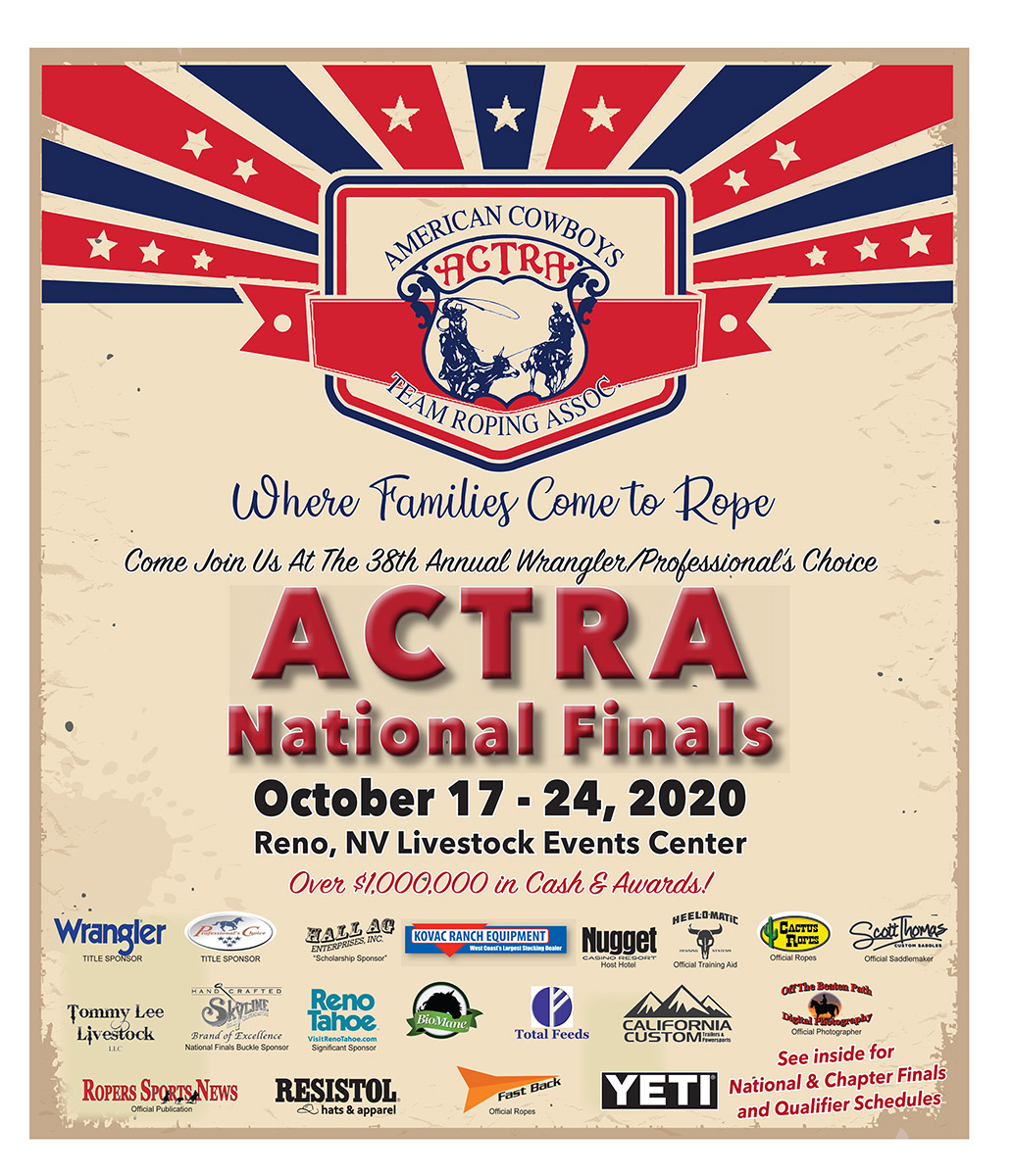 View ACTRA 38th Annual National Finals Program Now!