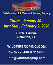 Wildfire Roping