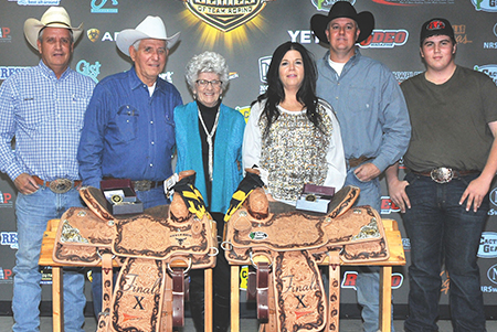 World Series of Team Roping Finale X