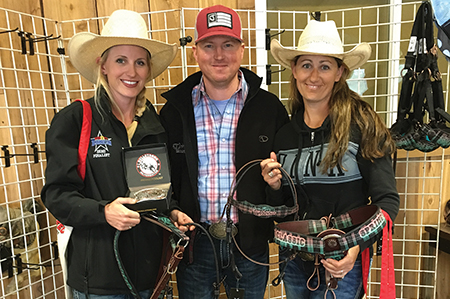 Kaillee Hamre Is Spring Classic Barrel Champion