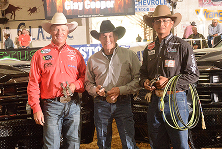 George Strait Team Roping Classic