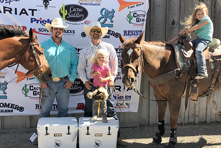World Series Roping In Livermore