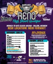 California Shootouts - Reno