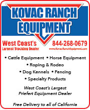 Kovac Ranch Equipment