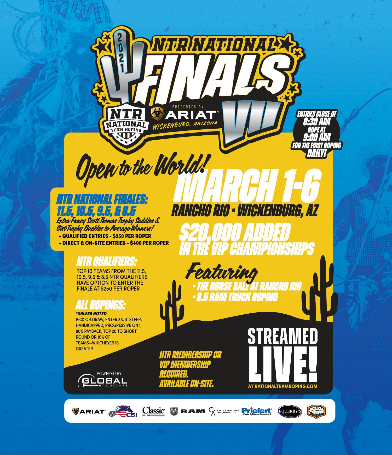 NTR Finals VII