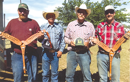 Ol' Brew Survives Busy Month of Roping