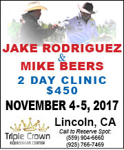 Jake Rodriguez & Mike Beers Clinic