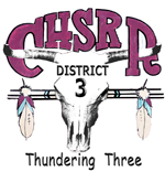 CHSRA District 3 Logo